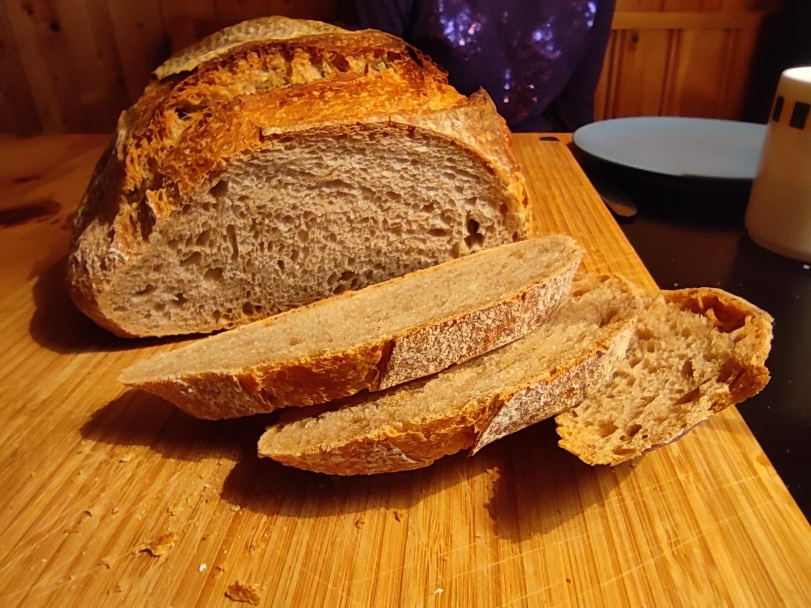 Das Bummlerbrot ist ein Brot für Menschen in Zeitnot.